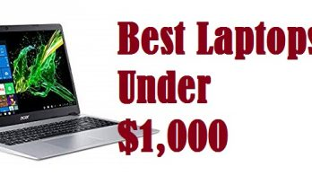 The best laptops under $1,000 buy in 2021